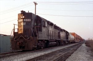 NW BRC Archer Ave, 3-26-89 by eyepilot13