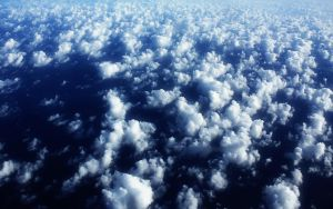 Clouds from above by SxyfrG