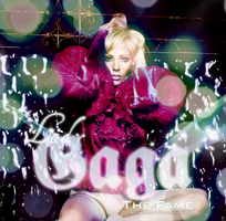Lady Gaga The Fame by SenshidanGraphX