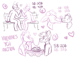 -YCH Valentine's Day! CLOSED- by thatdumbhorse