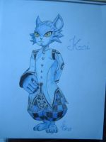 Kai the Cat by Celou
