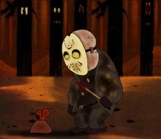 Jason Voorhees by Makinita