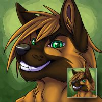 Greasey Icon by Silvixen