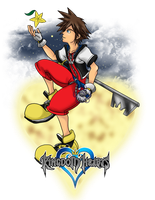 .:KH 10 Years Mini Tribute:. by EmeraldSora