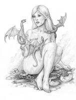 Mother of Dragons by dashinvaine
