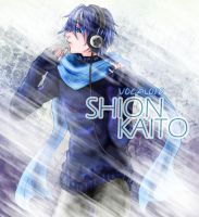 Kaito - Song in winter by gundam-kun