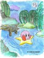 Kirby Willow Trees by StarFaerieNomad