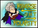The Third Doctor by Inonibird