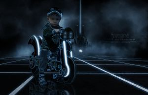Tron: The Beginning by chrismarshall78