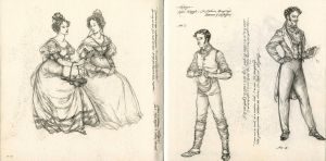 Ruddigore Sketch by Himmapaan