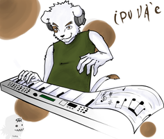 iPuVa'e master keyboard by TioRoy