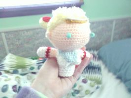 Chibi Sailor Moon WIP 2 by Psychodelicon
