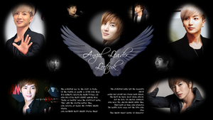 Leeteuk wallpaper by garche4291