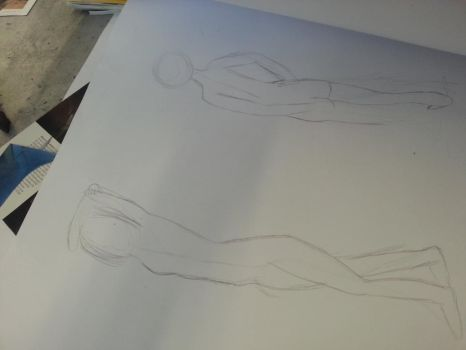 sketches from life drawing4 by Pika-Productions