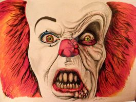 Pennywise by jesshaught