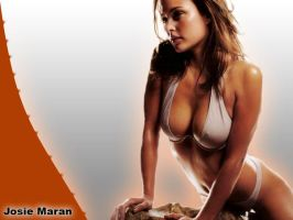 Josie Maran - Wallpaper by Rennat