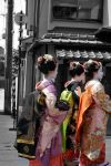 Geishas by akemster