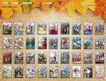 Fall 2015 Anime Icons by sad6549775
