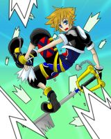 Chain of Memories KH2 ver by S2En-JayS2