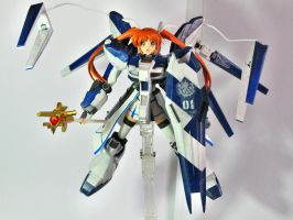 Nanoha Hi-Nu Gundam COMPLETED by JaWzY83