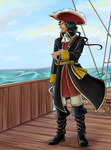 Captain Hook by TriaElf9