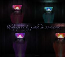 Pack de wallpapers by Pathsh