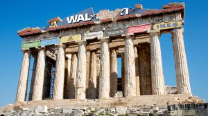 Greece Financial Solution by DolfD