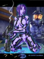 Cortana regular version by Ultamisia