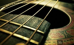 while my guitar gently weeps.. by shash-frankenstien