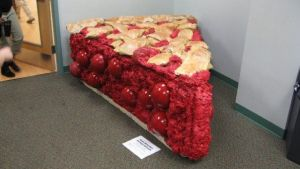 Larger than life cherry pie by bapato