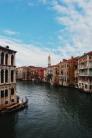 Canal grande by MichelaPezza