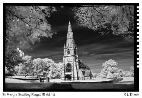 St Mary's Studley Royal IR rld 10 by richardldixon