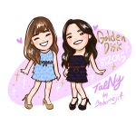 TaeNy the twin by babomoji