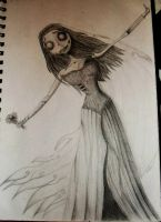Corpse Bride 2 by AmyChoppies