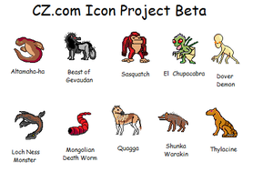 Icon Beta Designs by SynapticBoomstick