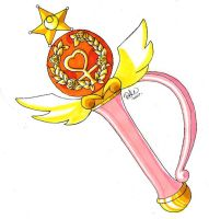 Venus Crystal Henshin Pen by tini