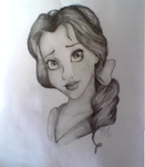 Belle by xiloveInuYashax