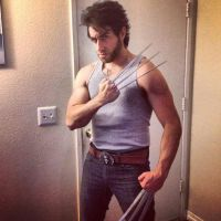 THE Wolverine Cosplay. by LeoCamacho