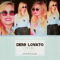 candid demi lovato 1 by WooHoophotospacks