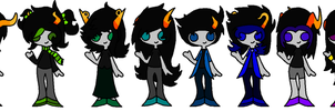 TROLL ADOPTS!!! (ALL ADOPTED) by X-SolluxCaptor-X