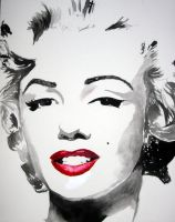 Marilyn Monroe Twelve by mixtapegoddess