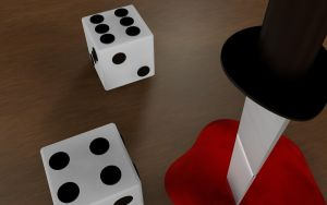 A Throw of the Dice by ElitistArab
