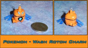 Pokemon - Wash Rotom Charm by YellerCrakka