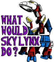 What would Sky Lynx colour? by Boltax
