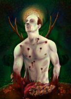 Hannibal - The ghost of Mr Hobbs by FuriarossaAndMimma
