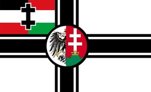 War Flag of Prussia-Hungary Empire by otakumilitia