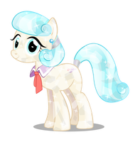 Coco Pommel Crystal by InfiniteWarlock