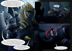 Tales of Aequoria I - page 33 by Schatten-Phoenix