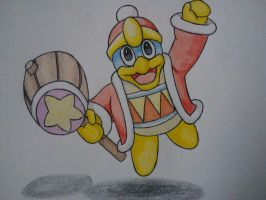King Dedede by MesophaneGryyn