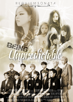 Being Unpredictble Poster by DeathsAngel15